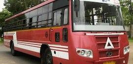 Gandevi Bus