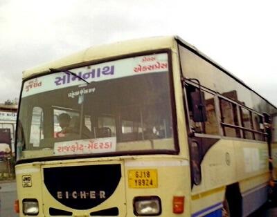 Mendarda bus