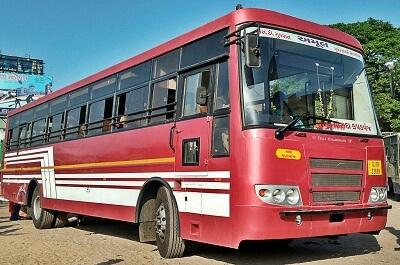 Vansada Bus
