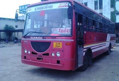 Bilimora Bus