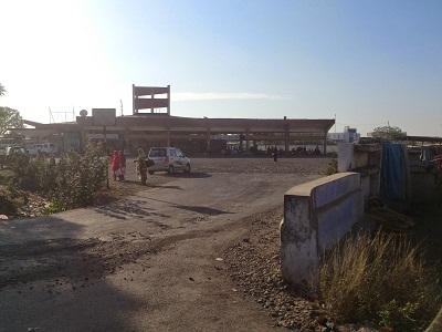 Chikhli ST Depot