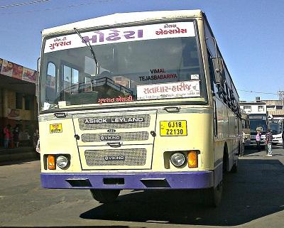 Harij Bus
