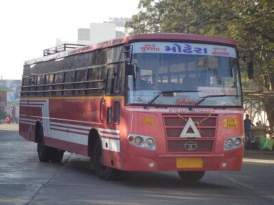 Kheralu Bus