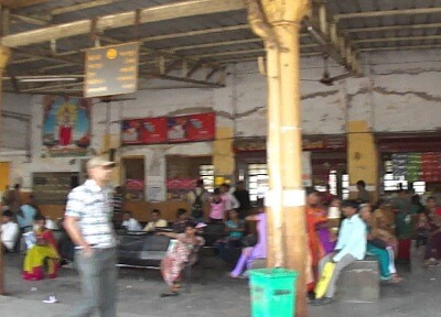 Navsari Bus Station
