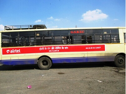 songadh bus depot