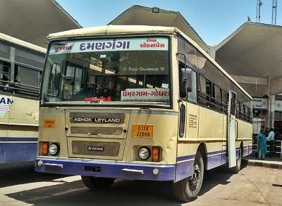 Umargam Bus