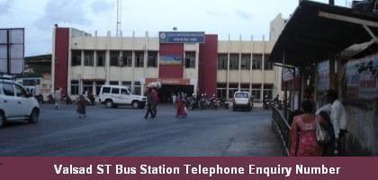 Valsad Bus Depot