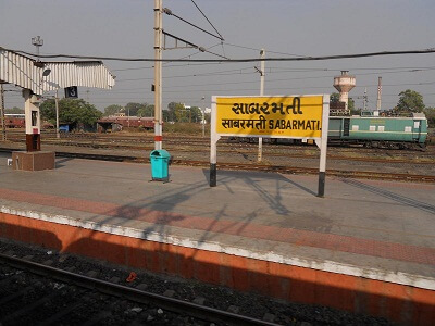 sabarmati junction