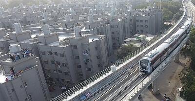 Gujarat Metro Rail